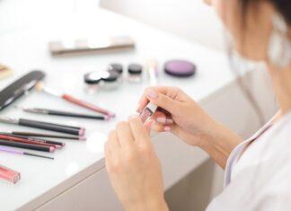 sklepy z kosmetykami