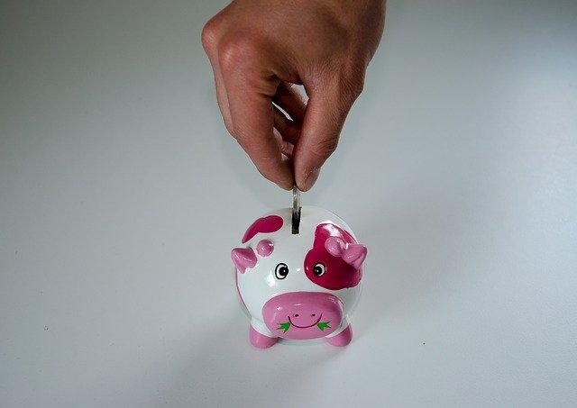 proste oszczędzanie pieniędzy