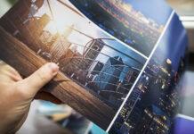 Katalogi z drukarni pomysł na portfolio dla fotografów